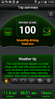 Screenshot of Drivewise.ly - with friends!
