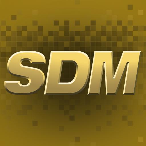 SDM Magazine LOGO-APP點子