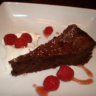 Chocolate Decadence Cake I.