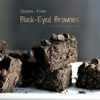 Black-Eyed Brownies (Gluten-Free)