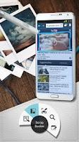 Screenshot of Galaxy Note3 Retailmode