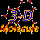 3D Molecule View icon