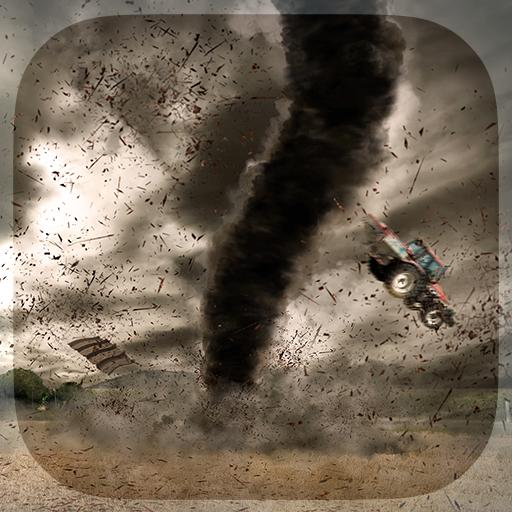 龍捲風動態壁紙 個人化 App LOGO-APP試玩