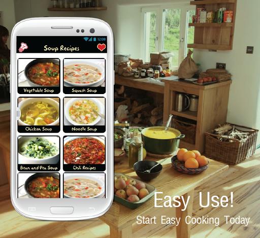 【免費生活App】湯食譜免費-APP點子