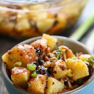 Apple Cider Potato Salad
