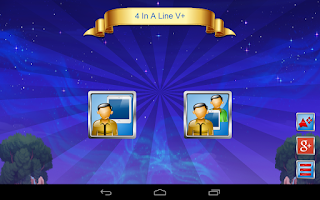 Screenshot of Four In A Line V+