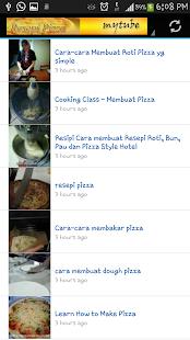 Himpunan Resepi Pizza