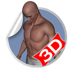 Flat Belly 3D Workout Sets icon