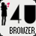 4Uブラウザ logo