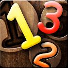 Mis primeros puzzles Numeros icon