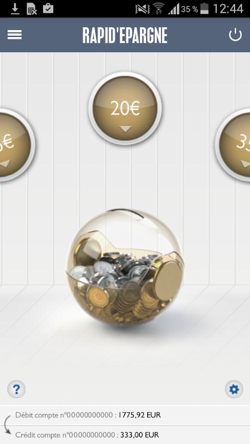Cyberplus BS - screenshot