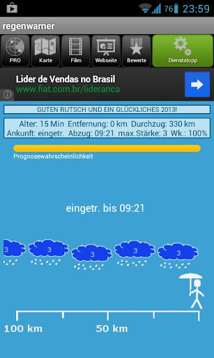 免費下載天氣APP|regenwarner app開箱文|APP開箱王