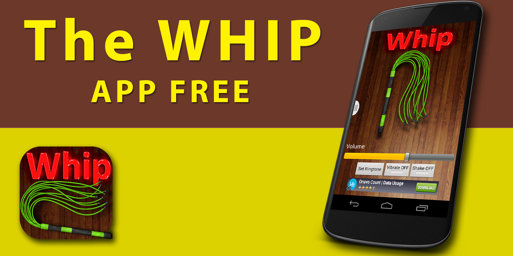 whip sound simulator android apps on google play. Black Bedroom Furniture Sets. Home Design Ideas