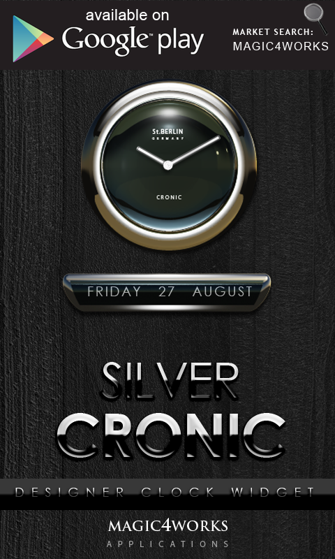 3D cronic GO Locker theme - screenshot