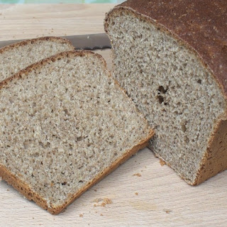 Simple Wholemeal Bread.