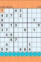 Screenshot of Cool sudoku
