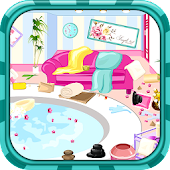 Clean up spa salon APK Descargar