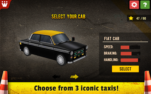 Taxi 3D Parking India- screenshot thumbnail