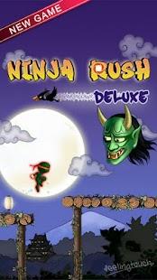 لعبة Ninja Rush Deluxe