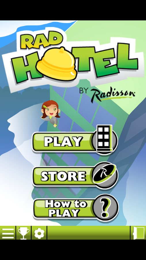 Rad Hotel- screenshot