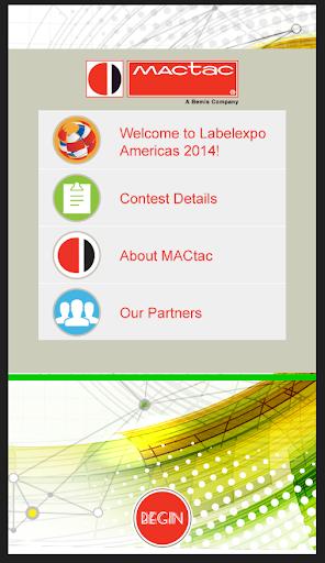 MACtac App