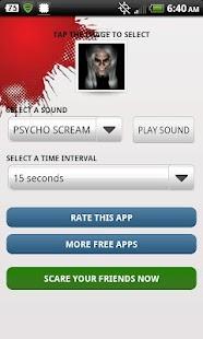 Prank Your Friends Scare App - screenshot thumbnail