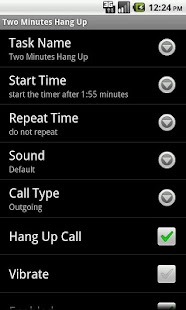Call Beeper Lite - screenshot thumbnail