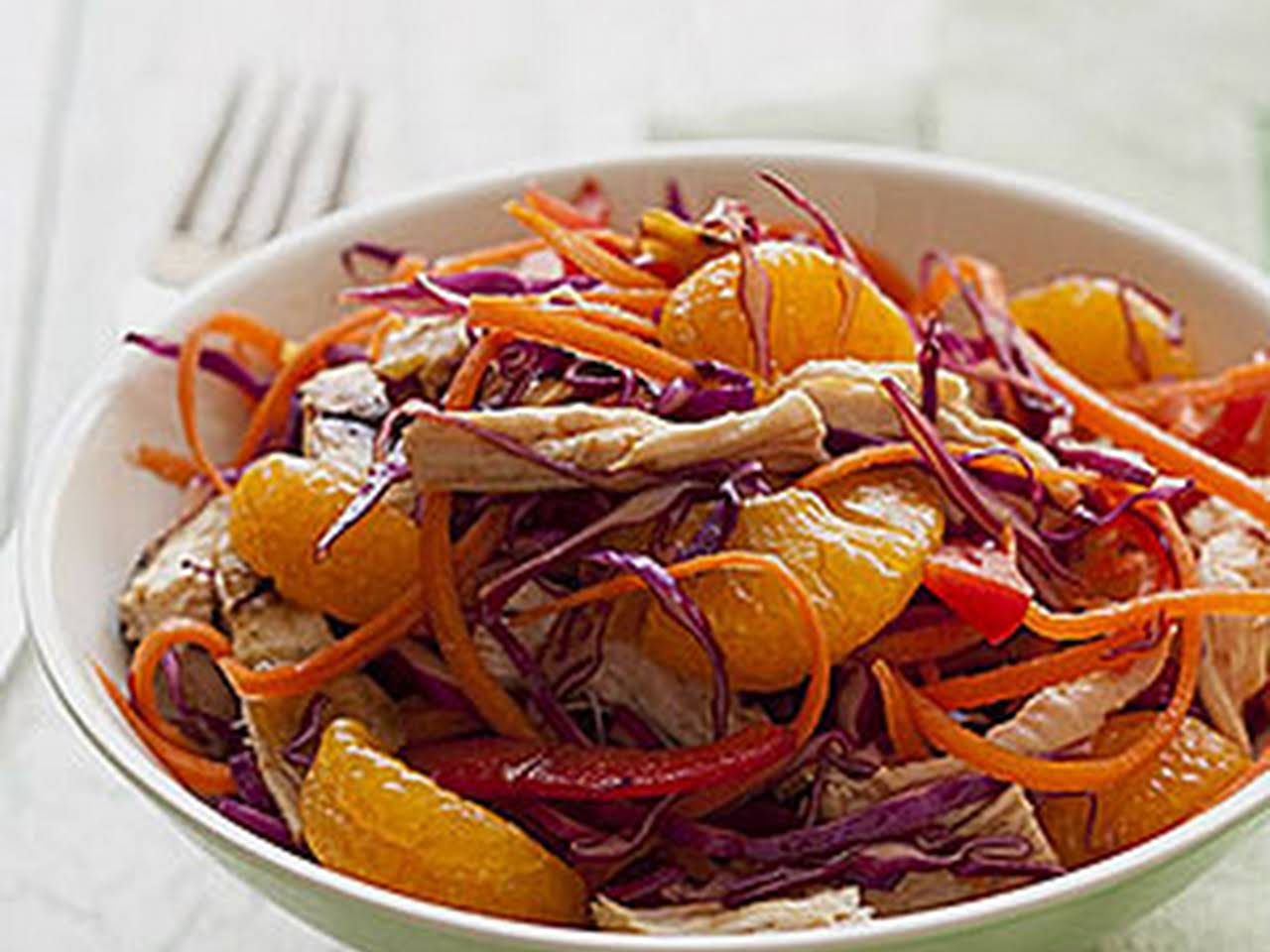 10 Best Shredded Chicken Salad Recipes Yummly