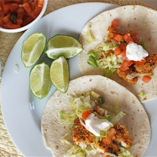 Tortilla Tilapia Tacos