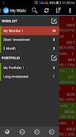 Screenshot of Stock TW - Stock Track & Watch