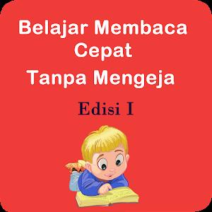Membaca Cepat Tanpa Mengeja 1 for PC and MAC