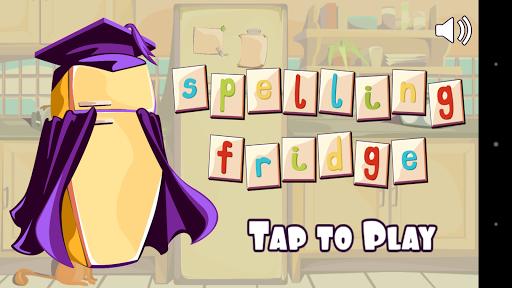 Spelling Fridge