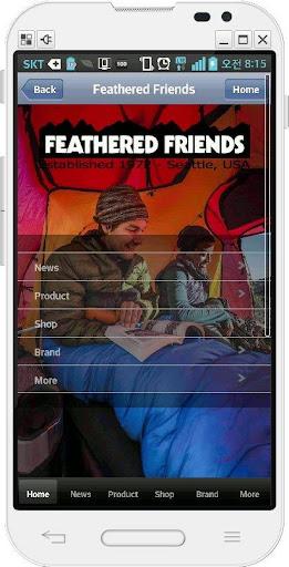 페더드프렌즈 Feathered Friends