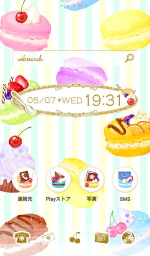 可愛換裝桌布★Pastel Macaron
