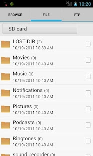 SD Card File Explorer Pro - screenshot thumbnail