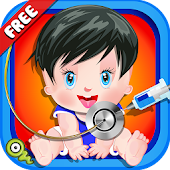 Baby Doctor Clinic -Baby games