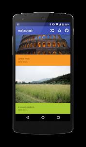 wallsplash | unsplash images v2.0.7