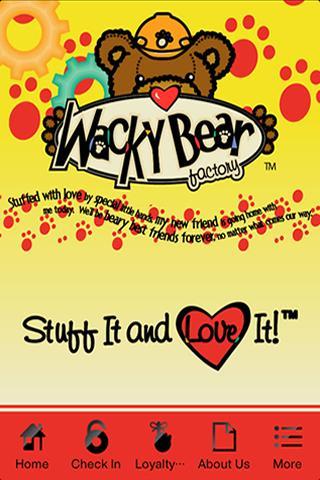 Wacky Bear Factory