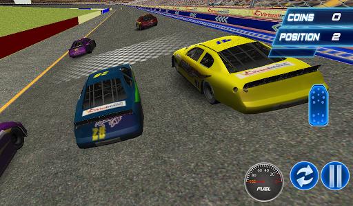 3D汽車賽