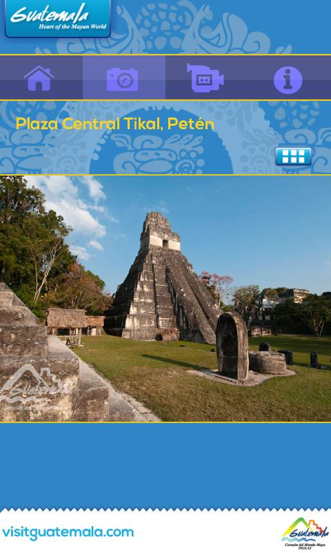Descubre Guatemala - screenshot