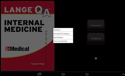 Internal Medicine LANGE Q&A - screenshot thumbnail
