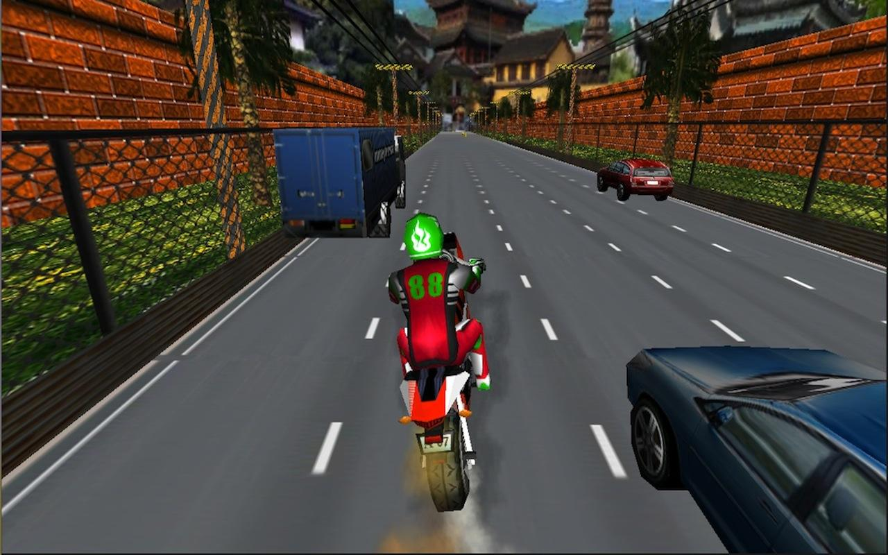 Bike 3d Games Moto Madness D Bike Race