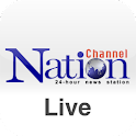 NationTV Live logo