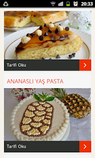Muhteşem Pasta Tarifleri