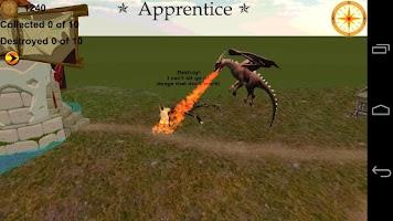 Screenshot of Dragon Power Lite