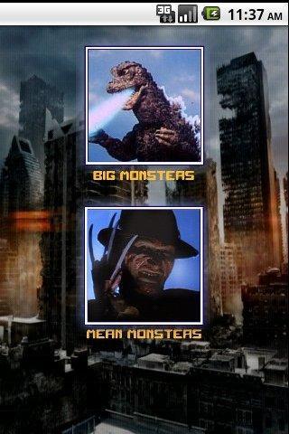 Monster Mash Movie Soundboard