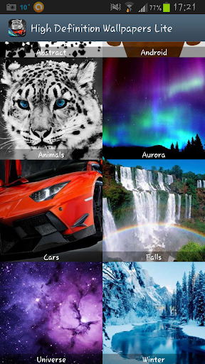 HighDefinition Wallpapers Lite