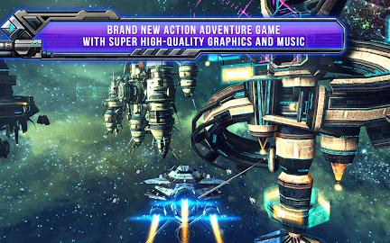 Galactic Phantasy Prelude Screenshot 8