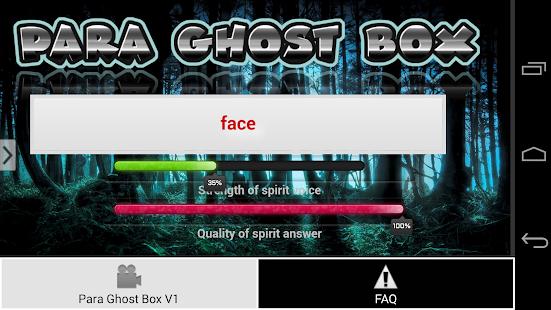 App PARA GHOST BOX COMMUNICATOR V2 APK for