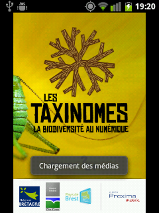 Les Taxinomes - screenshot